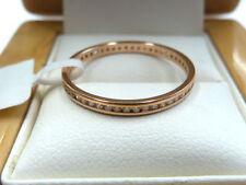Eternity Rose Gold I1 Fine Diamond Rings