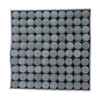 Set of 100 Billiard Cue Tips Pool Cue Stick Tips Repairing Kit Accessories