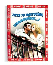 We'll Kick Up a Fuss Tomorrow, Darling (1976) Zitra to roztocime, drahousku DVD