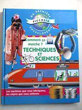 Comment ça marche Techniques et Sciences /T41