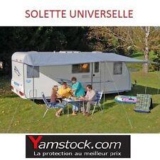 Solette universelle 450 x 240 cm pour Caravane et Camping car