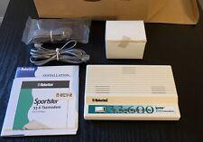 USRobotics Model 839 Sportster External 33.6 Fax Modem Complete in Box CIB Guide