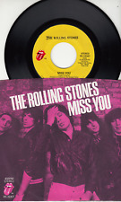 THE ROLLING STONES - MISS YOU - MINT ORIGINAL 45 WPS