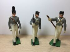 Marx Playset West Point Army Cadets gray jacket painted figures for parts WOW