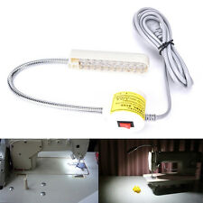 AC 110V-220V 30 LED Light Lamp Sewing Machine Magnetic Base Switch For Sewing NG