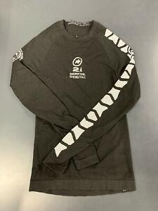 Assos Skinfoil Spring/Fall Base Layer, Long Sleeve, Size 0 (XS-SM), Black