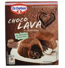 DR OETKER CHOCO LAVA MUFFINS - TASTY GERMAN BAKERY !  BAKING MIXES BAKE CAKE