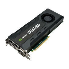 Nvidia Quadro K5200 Graphic Card 8GB GDDR5 Pcie x16 Workstation 2 Displayport