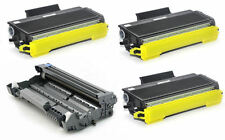 4PK(3TN360+DR360) 3Toner Cartridge+1Drum Unit for Brother MFC-7345DN,7345N,7440