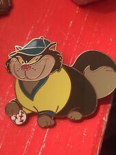 Disney Pin 63651 DS Baseball Diamond Mystery Lucifer Baseball Cat Villain LE 200