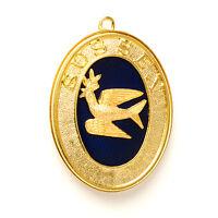 Past Rank Craft Provincial Oval Any RANK any PROVINCE Collar Jewel Regalia