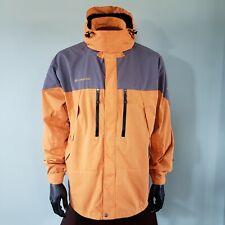 Columbia Titanium Omni Tech Men's XXL Interchange Hooded Ski Snow Jacket Coat