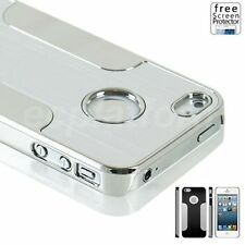 Unbranded/Generic Metal Mobile Phone Cases, Covers & Skins for iPhone 4s