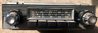 Autoradio d'epoca Autovox RA146-FM vintage ibrida valvole transistor 1962 stereo