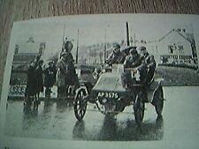ephemera picture 1953 london brighton rally derek grossmark
