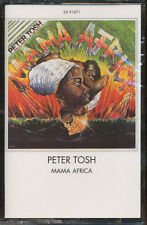 Peter Tosh - Mama Africa (Cassette Tape) **BRAND NEW/STILL SEALED**