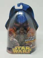 "Star Wars Tarfful Revenge of the Sith 3.75"" Action Figure New on Card"