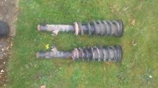Mazda 6 front passenger driver side shock absorber struts with springs pair of 2