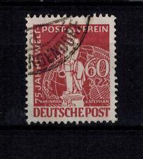 Briefmarken Berlin 39 gestempelt  geprüft  Schlegel BPP