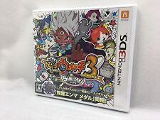 Nintendo 3DS Japan Yokai Watch 3 SUKIYAKI Tracking Number from Japan