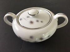 CREATIVE FINE CHINA JAPAN  #1014 - LIDDED SUGAR BOWL