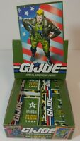 GI Joe Official Trading Cards 5x Unopened Packs 1991 Hasbro