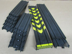 TYCO SKY CLIMBERS SLOT CAR SET 15 Track Sections Parts