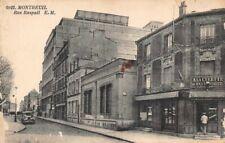 MONTREUIL - rue raspail
