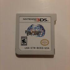 Final Fantasy Explorers (Nintendo 3DS, 2016) * Cartridge Only *