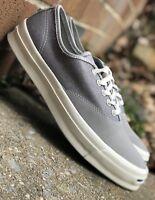 Converse Jack Purcell Signature Ox Men Low Top Grey/White Shoes 153593C Multi Sz