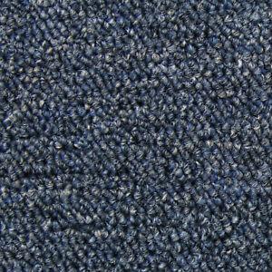 20 x Blue Carpet Tiles 5m2 Heavy Duty Commercial Home Office Premium Flooring