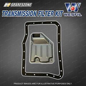 Wesfil Transmission Filter Kit for Lexus LX470 UZJ100R 4.7 V8 1998-2008