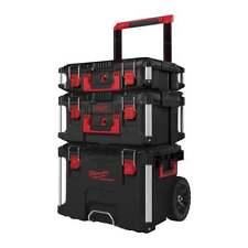 Milwaukee Packout Storage System Modular 3 Piece Set 4932464244
