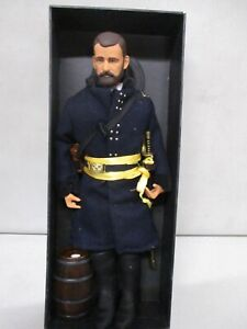 Soldiers of the World Civil War 12 Inch Soldier with Barrel and Hat