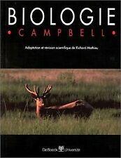 Biologie de Campbell | Livre | état acceptable