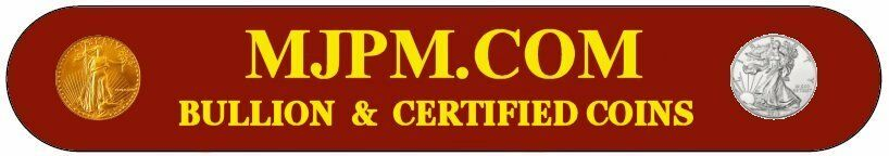 MJPM Coins, Jewelry & Collectibles