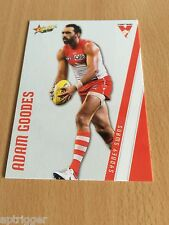 2015 Select Champions Base Card (187) Adam GOODES Sydney