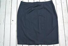 AUTOGRAPH Stretch Mid Panel Ponte BLACK Skirt Size 22 NEW rrp$59.99 Comfy Waist