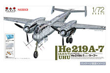 1/72 WW2 Fighter: Heinkel He-219A-7 Uhu  [Germany] : Platz