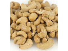 1 POUND Roasted & Salted Cashews Nut Snack Fresh Sealed Package