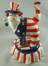 Annaco Creations Limited Ed Whimsiclay Musical Yankee Doodle by Lacombe 26512Nib