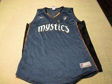 Reebok Team WNBA Washington DC Mystics Women's Basketball Jersey Medium M NEW