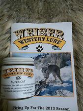 Weiser Western Lure 4 oz. Super Cat /bobcat, marten