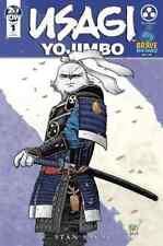 Usagi Yojimbo #1 Chris Johnson Brave New World Comics Excl Cover 2019 IDW