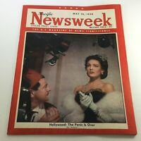 VTG Newsweek Magazine May 10 1948 - Linda Darnell / Pacific / Newsstand