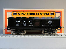MTH LIONEL CORPORATION TINPLATE STANDARD GAUGE NYC COVERED GONDOLA CAR 11-30215