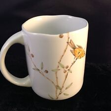 222 Fifth PTS International Early Bird One (1) Coffee Mug Fine China