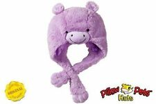 "Children's Kids Mookie Pillow PET SOFT ""espansivi Sospensioni HIPPO"" Cappello con cinghie in velcro"