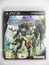 jeu ENSLAVED Odyssey to the West sur PS3 playstation 3 en francais game spiel