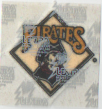 PITTSBURGH PIRATES LEXTRA PATCH